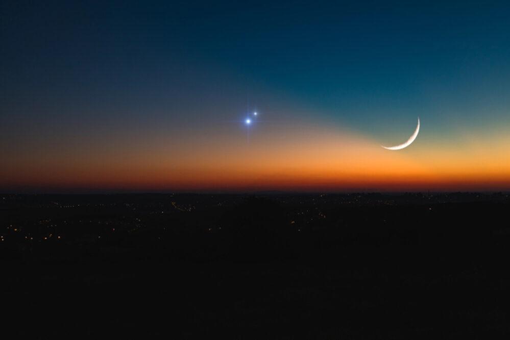 Octubre llega con lluvias de estrellas Dracónidas, Oriónidas y Luna del maíz