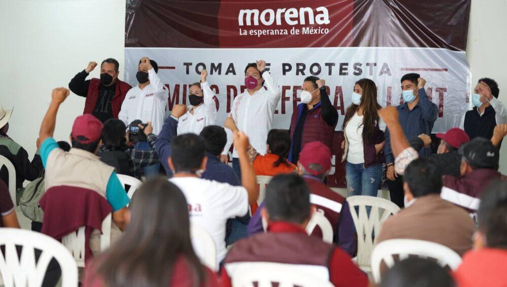 Pone en marcha Mario Delgado la Jornada Nacional de Formación de Comités en Defensa de la 4T