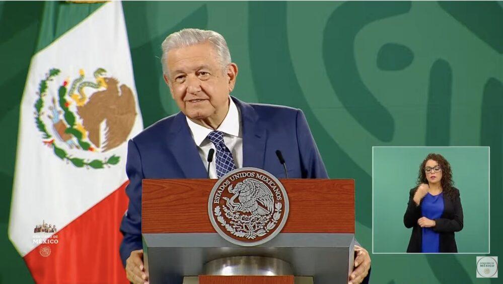 Descarta Obrador negociar con PRI modificaciones al Presupuesto 2022