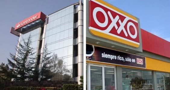 Clientes de Banco Santander ya pueden disponer de efectivo en las tiendas Oxxo