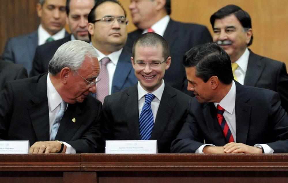 Fiscalía acusará a Peña Nieto, Videgaray y Ricardo Anaya por delincuencia organizada