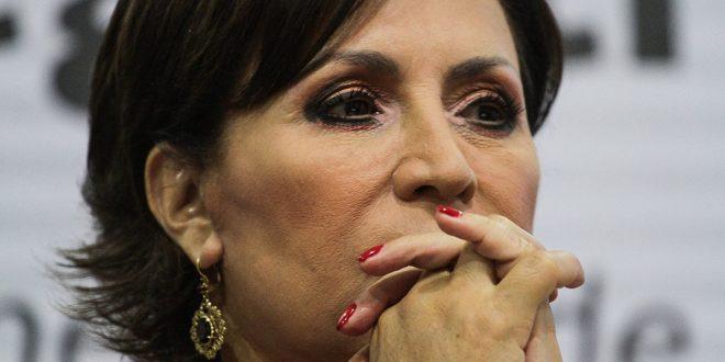 Rosario Robles no saldrá de la cárcel; juez niega suspender prisión preventiva