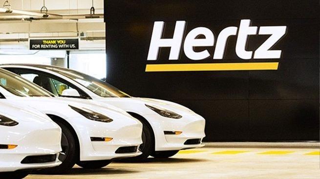 Tesla recibe el mayor pedido de coches de su historia, cien mil autos para Hertz