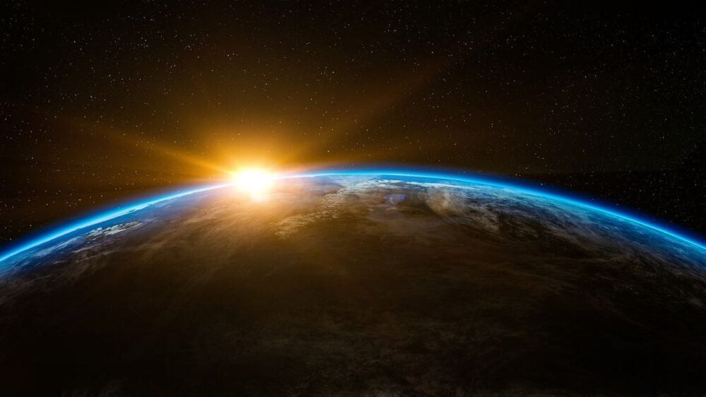 La Tierra se está oscureciendo por el cambio climático