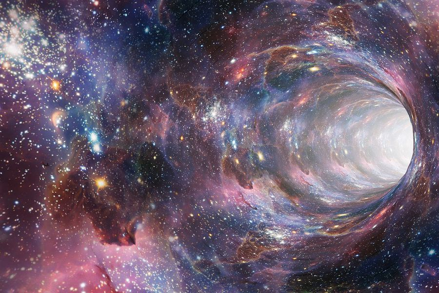 La Tierra y el Sistema Solar están rodeados de un misterioso túnel magnético, revela nueva teoría