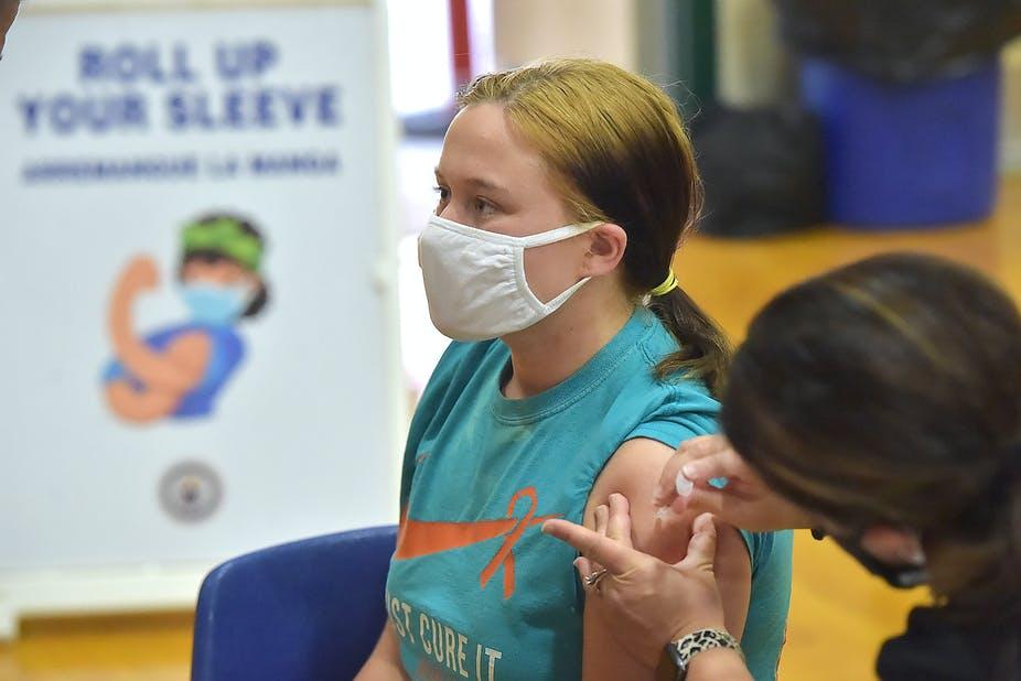 Vacuna Covid de Pfizer mostró eficacia de 90.7% en un ensayo clínico en niños