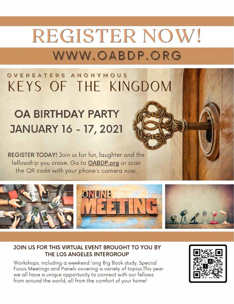 OA Birthday Party