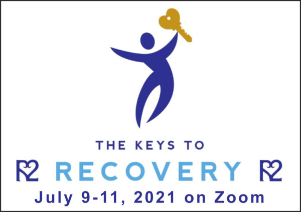 Region 2 Convention: The Keys to Recovery @ Virtual Only