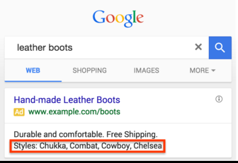 google-ads-structured-snippet-extensions-example-shirudigi