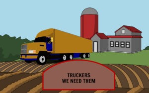 Truckers are essential workers