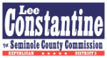 Lee Constantine for Seminole County Commissioner, District 3
