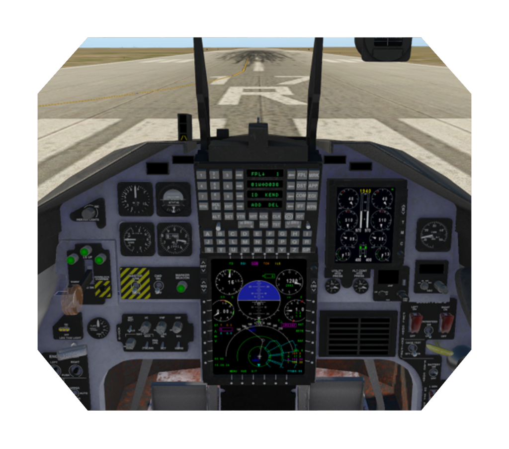 virtual pilot training