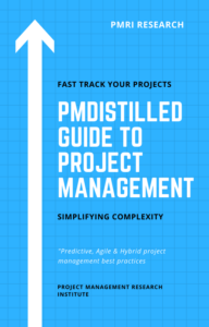 10 PMdistilled guides covering predictive, agile and hybrid project management as defined in the latest version of of the Project Management Body Of Knowledge by PMI, USA.