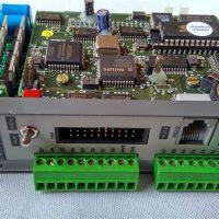 """4004.05R - CPU XA RAM C/ BATERIA 8E/8S """"N"""" 24 Vcc"""