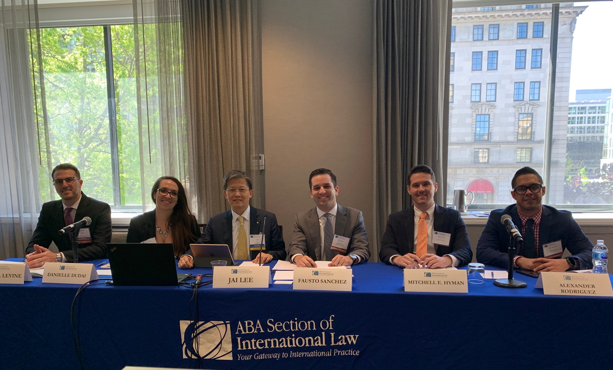 Firm Partners Speak at ABA's Annual International Law Conference