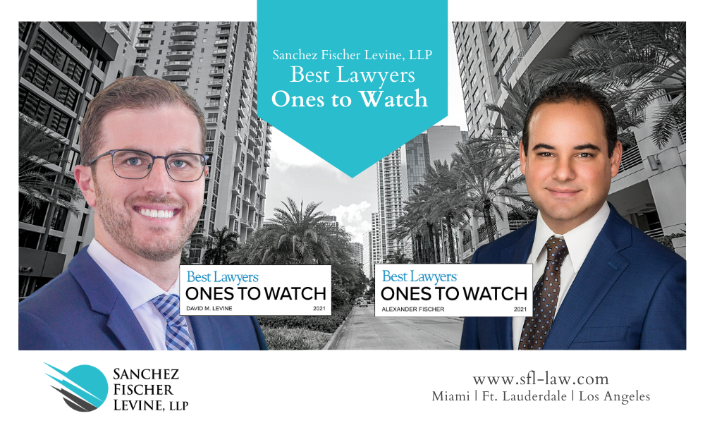 Partners Honored with Best Lawyers: Ones to Watch Inaugural Award