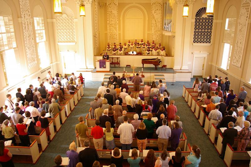 College Park Church, Greensboro