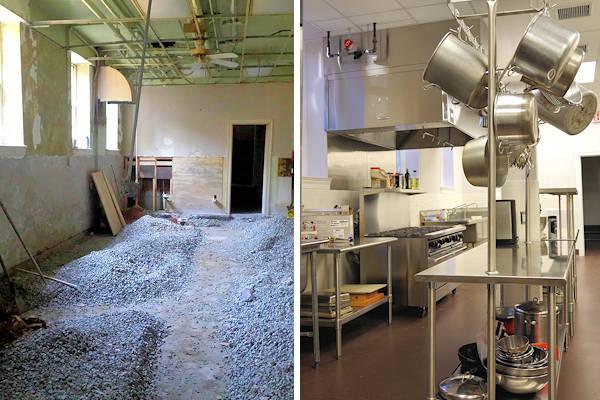 Kitchen Rebuilding