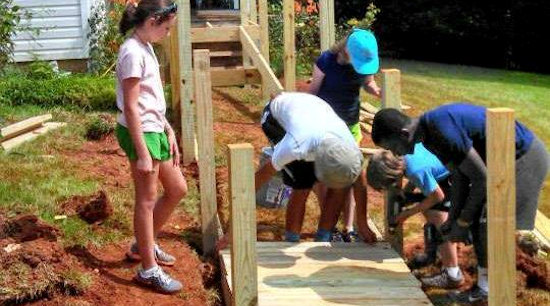 Youth Mission Trip 2014