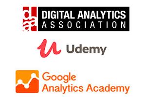 DAA-Udemy-AAcademy logos