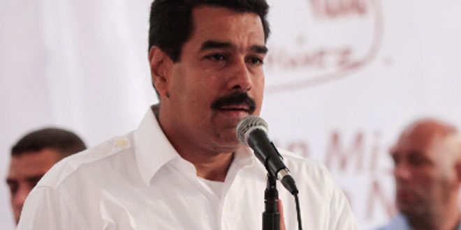 Maduro - Mercosur