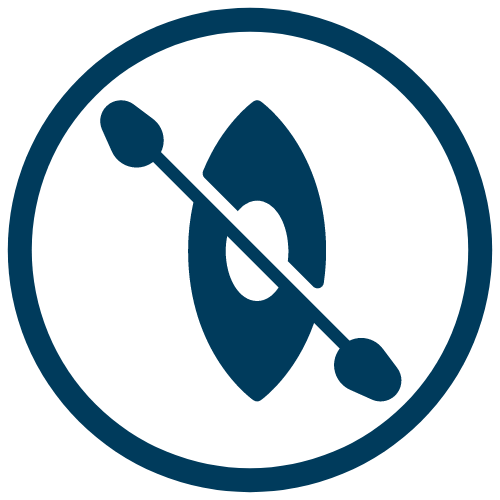 icon paddling