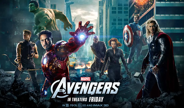 Review – The Avengers – 9/10