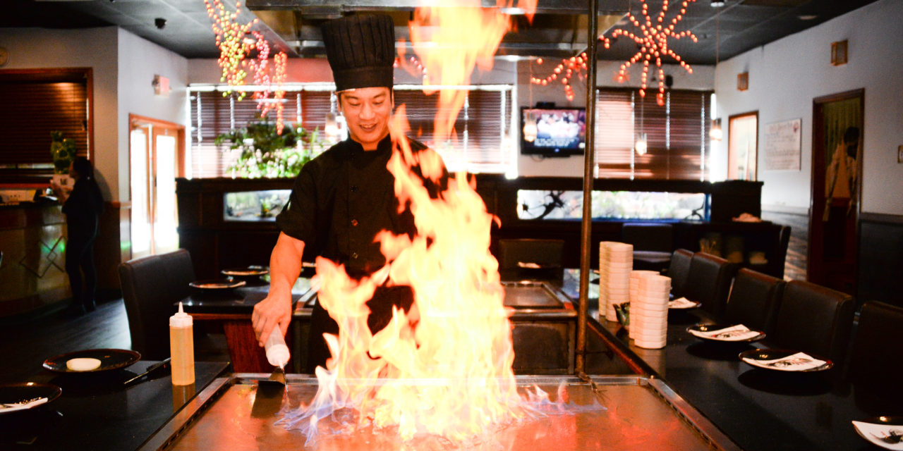 Get hooked on Ginza
