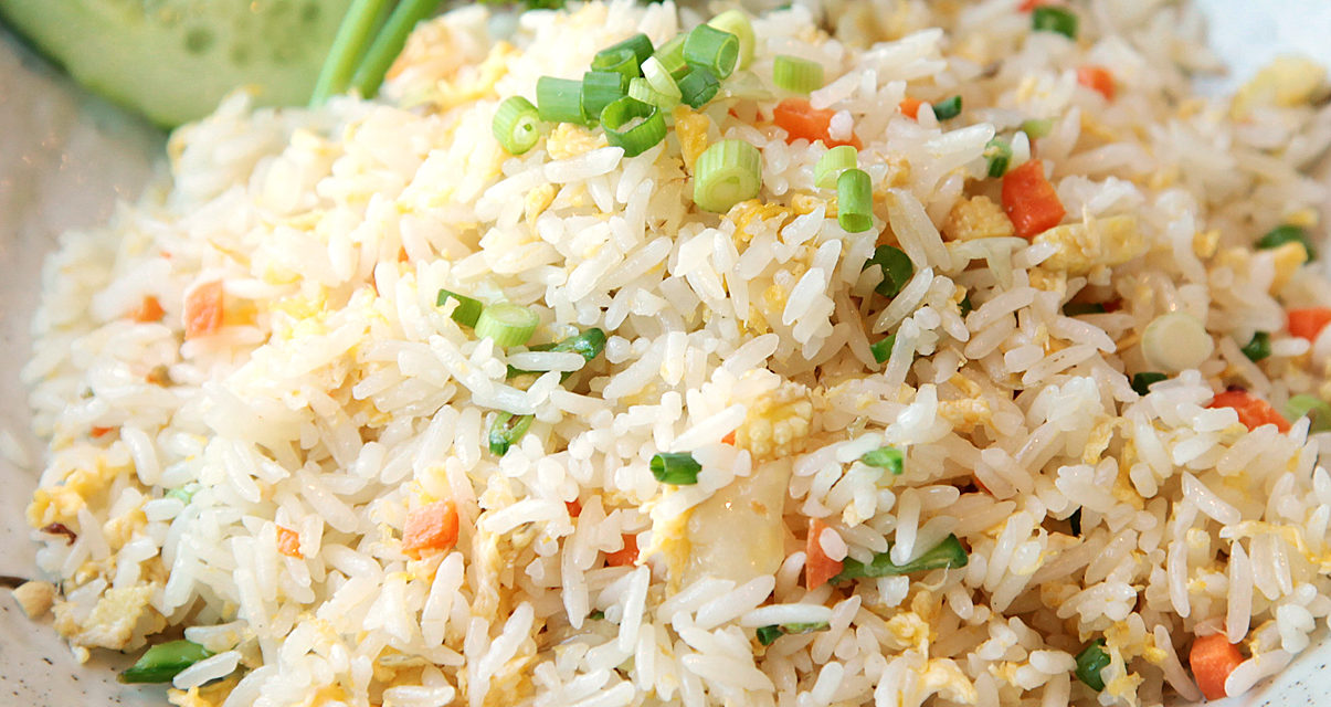 The Eater: Ginza's Fried Rice Recipe