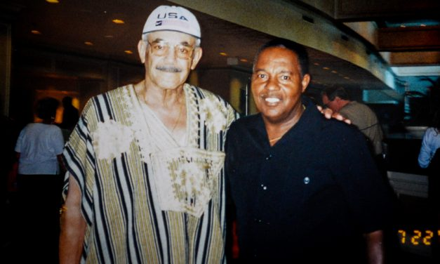 Jumping hurdles: Ken Gibson first African-American head track coach University of Mississippi