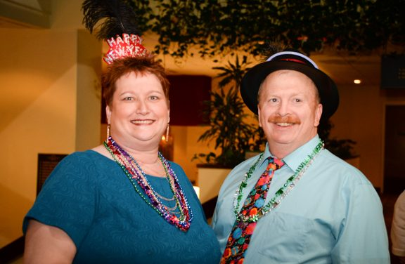 New Year's Eve at the Capital Plaza Hotel