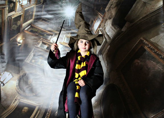 A Wizarding New Years: Winter Ball