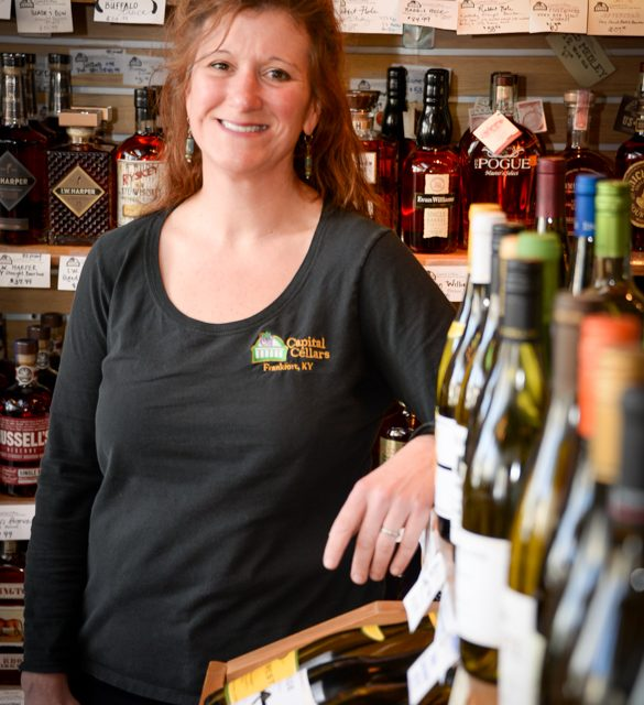 Friends of FRANK: Rachael Peake sharing love of wine with Frankfort