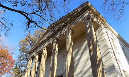 The Old Capitol — A Greek Revival masterpiece experiences rebirth as a great revival