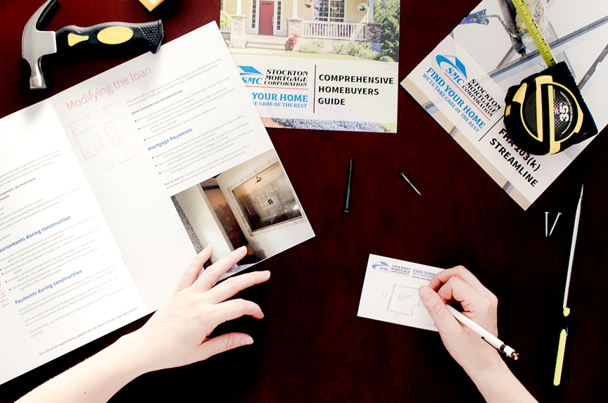 Investing in the future of homes: Stockton Mortgage now offering renovation loans
