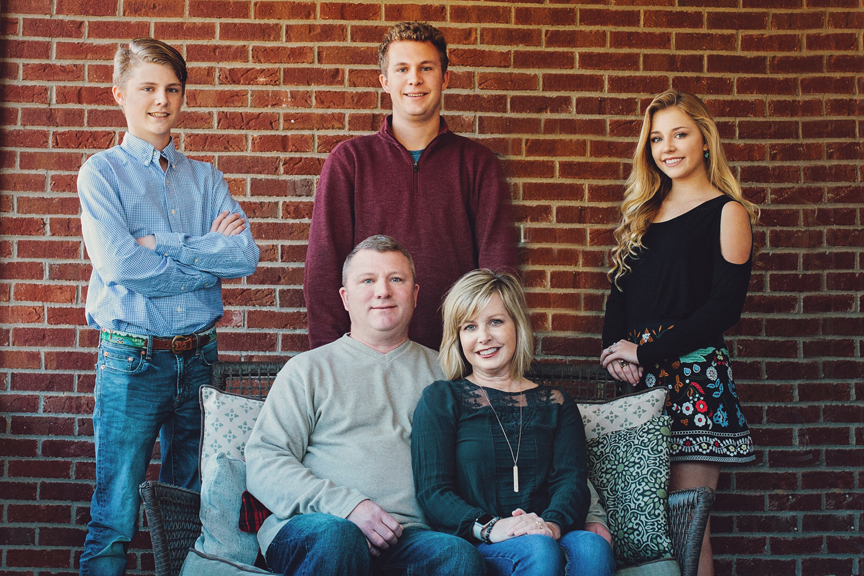 'Outstanding' family wins state tennis award
