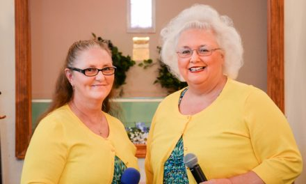 'A song on our heart': Sisters Lisa Agee and Donna Parker spreading God's word through music