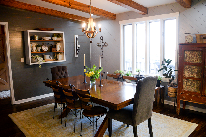 Steversons breathe new life into an old home