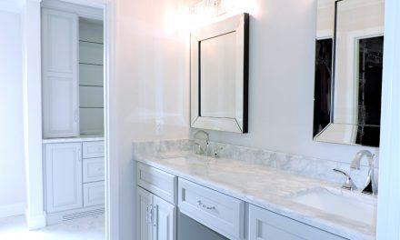 A Beautiful Bath: Luxury goal prompts a beautiful master bath remodel