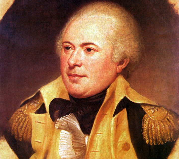 General James Wilkinson — Part one: Frankfort's founder, a true American scoundrel