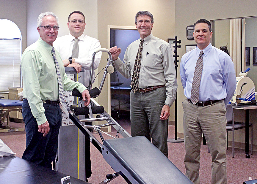 ProActive Therapy's team of doctors keeps it local, family-friendly