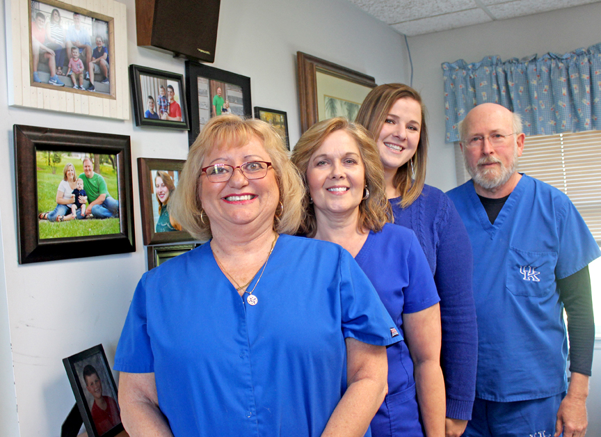 Schneider family caring for dental patients, families needs since 1977