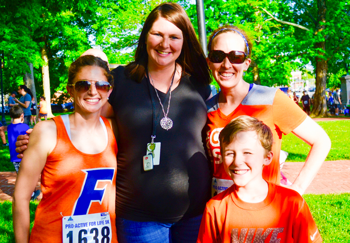 ProActive for Life 5K, May 11, 2018