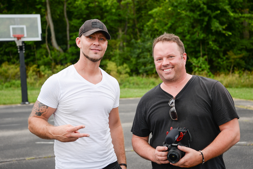 From Frankfort to LA, Chris Easterly is carving his path to the movie making business
