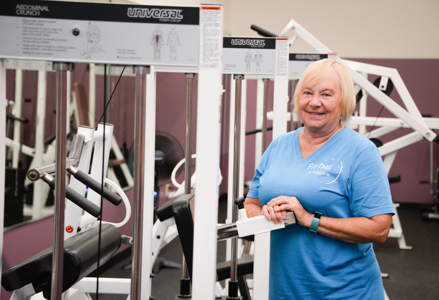 Friends of FRANK: Diana Geddes fulfilling calling of food and fitness