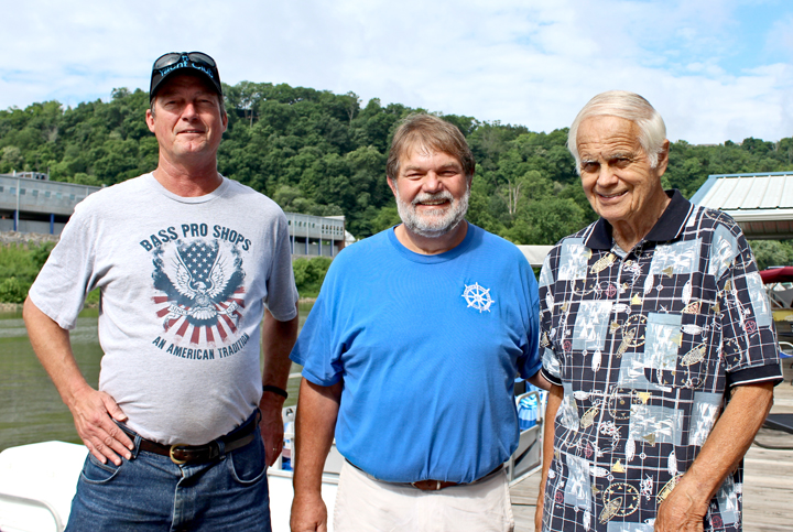 Snapped: Kentucky River Sweep, June 23, 2018