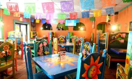 La Fiesta Grande is Frankfort's version of Mexico
