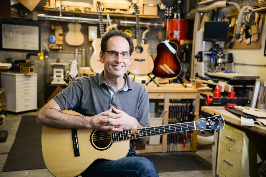 Bridging the gap: Dr. Will Renshaw fulfilling love for intricate work through dentistry, guitar making