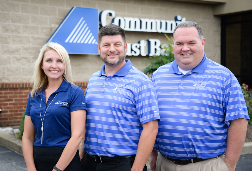Community Trust Bank building 'long lasting relationships'