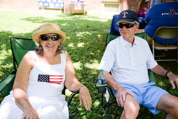 Snapped: Old Fashioned Fourth of July